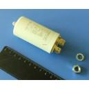 2D 16uF 450V работен кондензатор тип MKP с изводни пера