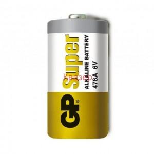 Алкална фотобатерия 4LR44 -1бр. 476A GP
