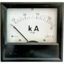 Амперметър 0-1500A AC /EТ 144 аналогов панелен 144x144mm