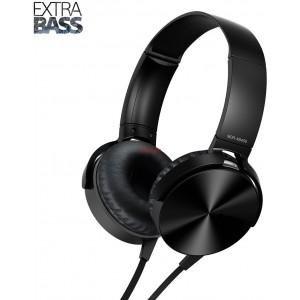 Стерео слушалки с микрофон MDR-XB450