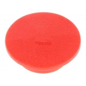 K21-red капачка за потенциометър, червена