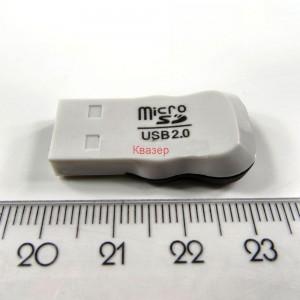 CR-030 USB карточетец за microSD