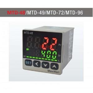 MTD серия ПИД 48х48mm температурен контролер универсален