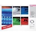 081-004-0001 LED ЛЕНТА 50х50 60LED 10W/M IP65 3000K (HL543L)
