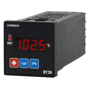 RT38 серия 48х48mm температурен контролер 230V Pt100 и други RTD сензори
