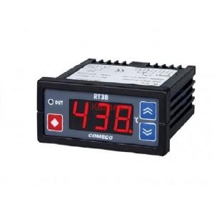 RT38 серия 72x36mm температурен контролер 230V Pt100 и други RTD сензори