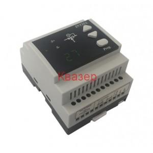 Терморегулатор за управление на моторна задвижка INT0092F