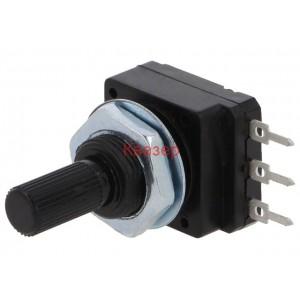 Потенциометър 4.7K 60mW моно линеен PCB, 16PMI-4K7