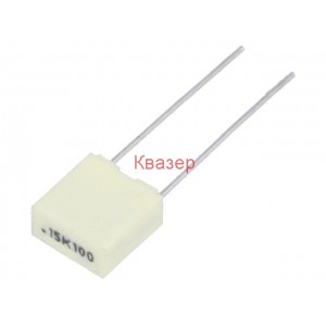 150nF 63VAC 100VDC полиестерен кондензатор R82EC3150DQ70K