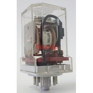 Реле RP700 PC 24V 3P 454003.01, бобина 24V DC