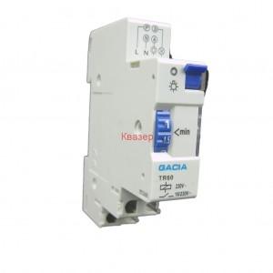 TR60 0-7min 230V таймер на DIN шина