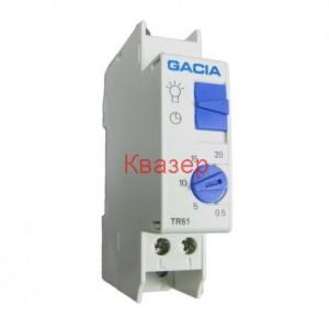 TR61 0-20min 230V таймер на DIN шина