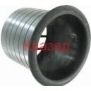 басрефлектор 65mm x 62mm, за монтаж на туба или тонколона