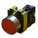 XB2-BA42 червен бутон без задържане