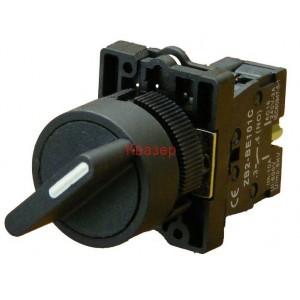 XB2-ED33 Трипозиционен превключвател със задържане