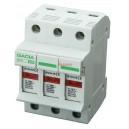 FS32 3P 32A Основа за стопяем предпазител