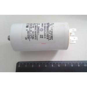 2D 18uF 470V работен кондензатор тип MKP с изводни пера