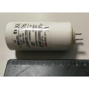 3C 12uF 230V работен кондензатор тип MKP с изводни пера