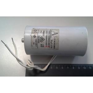 4D 50uF 470V работен кондензатор тип MKP с кабели