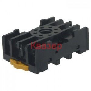 Цокъл за реле 8 pin OMRON PF085A за DIN шина