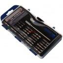 Инструменти в кутия 36бр. JF-90267 с прозрачен капак