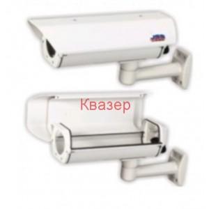 TS806-CM Кожух за камера с отопление и вентилация, IP 66, 145 x 112 x 400mm