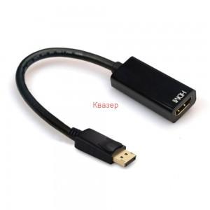 Адаптер DisplayPort-HDMI v1.4