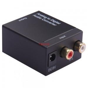 Дигитален аналогов аудио конвертор DT
