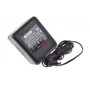 Захранващ адаптер 12VAC/1.2A AMIGO AM-1201200AV с букса 2.5x5.5x9mm