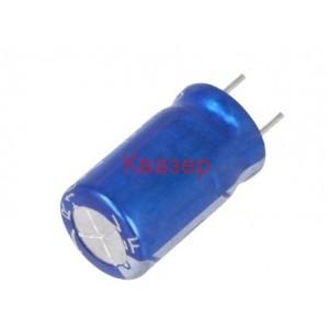 2200uF 35V 85°C Кондензатор електролитен