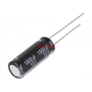 1500uF 25V Кондензатор електролитен с нисък импеданс 8x20mm PANASONIC EEUFR1A152L