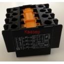 4 НЗ помощни контакти 10A Telemecanique LA1-D04-A65