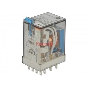 Реле FINDER 55.34.9.024.0040 бобина 24VDC