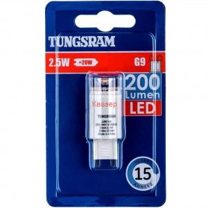LED лампа G9 2.5W 200lm 2700K 15000h TUNGSRAM