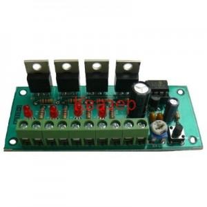 Светодиоден контролер 4 канала No. 9984