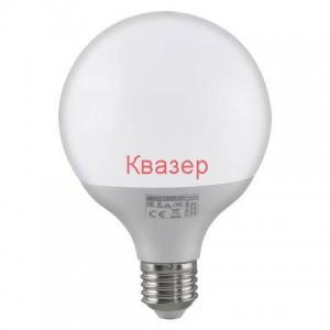 001-019-0016 LED лампа GLOBE 16W E27 4200K 1400Lm ф95мм h138мм