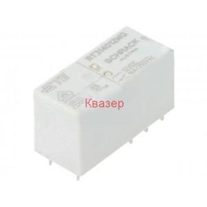 Реле TE Connectivity 8-1415535-6 SPDT 16A бобина 12VDC