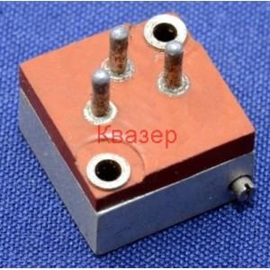 Многооборотен тример потенциометър СП5-2 3.3k 1W 10%