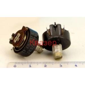 Потенциометър TP 680 11E 1K/A 0.5W, ос ф6мм L10мм