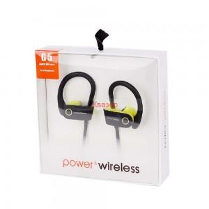 Безжични Bluetooth слушалки с микрофон G5