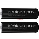 Акумулаторна батерия AA HR6 NiMH 2500mA PANASONIC ENELOOP PRO 2бр в бл