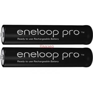 Акумулаторна батерия AAA HR03 NiMH 930mA PANASONIC ENELOOP PRO 2бр в бл