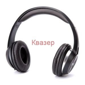 Слушалки IG-7846 с кондензаторен микрофон, черни