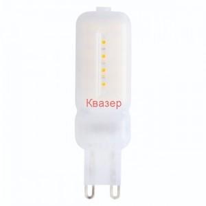 001-023-007 LED крушка 7W G9 2700K 630Lm h70mm 220-240V DECO-7