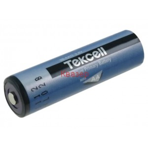 Литиева батерия ER14500 TEKCELL 3.6V AA ф14.3x49.5mm, 2400mAh