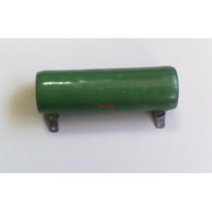 Резистор жичен ПЭВ-50 50W 5.1Kohm ±5% керамичен