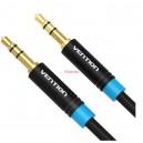P350AC500-B-M VENTION кабел стерео жак 3.5мм (мъжки) - стерео жак 3.5мм (мъжки), позлатени, 5m