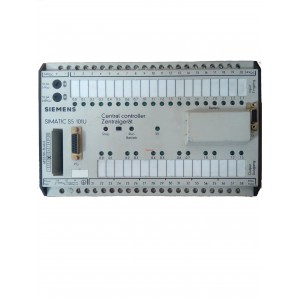 Siemens Simatic S5-101U Programmable Central controller