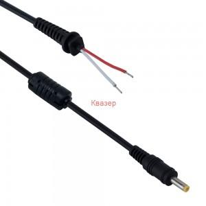 DC кабел DeTech 90W 4.0*1.7 1.2m