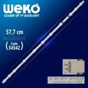 Светодиодна подсветка за телевизори 34542 / WK-087